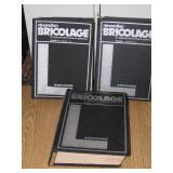 3 livres de rénovation bricolage des années 1970