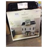 1 LOT DOLL HOUSE SET