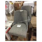 1 LOT 2 ACCENT CHAIRS