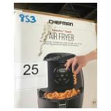 CHEFMAN AIR FRYER