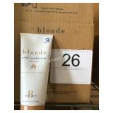 2 CTN (24) BLONDE COLOR CONDITIONER