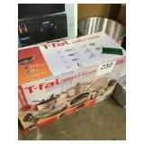 T-FAL 15PC COOKWARE SET