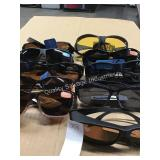 (10) PR SUNGLASSES (DISPLAY)