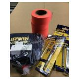 IRWIN TOOLS  ACCESSORIES (DISPLAY)