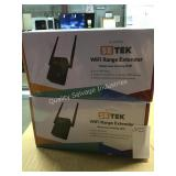 (2) WI-FI RANGE EXTENDERS (DISPLAY)
