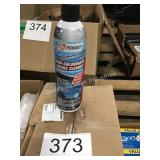 (12) BOTTLES BRAKE CLEANER