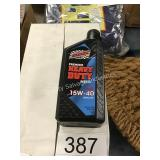 (12) CHAMPION DIESEL OIL 15W-40