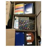 3 CTN COMPOSITION BOOKS