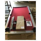 7.5FT POOL TABLE