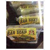1 LOT AMISH BAR SOAP (DISPLAY)