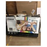 "1 LOT POLAROID 40"" LED TV"