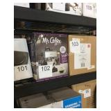 1 LOT MR COFFEE COFFEE MAKER