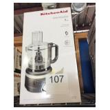 1 LOT KITCHEN AID FOOD PROCESSOR