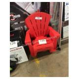1 LOT KIDS ADIRONDACK CHAIRS