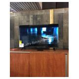 "1 LOT TCL 40"" ROKU TV (REMOTE IN OFFICE)(LOBBY)"
