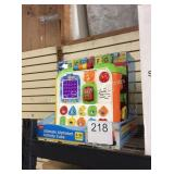 1 LOT V TECH ALPHABET ACTIVITY CUBE