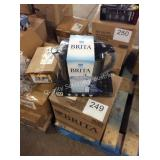 1 LOT BRITA PITCHERS