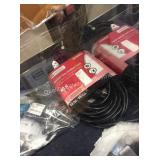 1 LOT 40FT OUTDOOR CORD (DISPLAY)