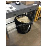 1 LOT DECORATIVE BASKETS