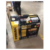 1 LOT FIRMAN PORTABLE GENERATOR