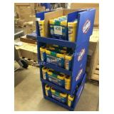 1 LOT CLOROX WIPES DISPLAY