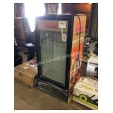 1 LOT REFRIGERATED DISPLAY COOLER
