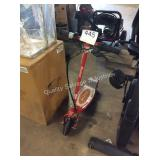 1 LOT RAZOR ELECTRIC SCOOTER