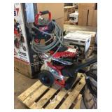 1 LOT TROY BILT 2700PSI PRESSURE WASHER