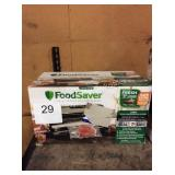 1 LOT FOOD SAVER VAC SEALING SYSTEM