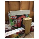 1 LOT LITTLE TIKES PLAY HOUSE