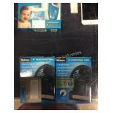 1 LOT 2 PERSONAL FANS (DISPLAY)