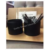1 LOT MORPH BY JAMES CHANEO MAKE UP BRUSHES