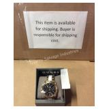 1 LOT GUESS WATCH (DISPLAY)