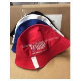 1 LOT 4 TRUMP 2020 FISHERMAN HATS (DISPLAY)