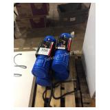 1 LOT 4 MASSAGE ROLLERS