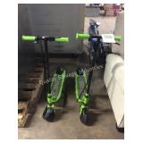 1 LOT 2 VIRO ELECTRIC SCOOTERS
