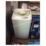 1 LOT HAIER PORTABLE WASHER