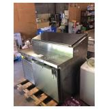 1 LOT TRAULSEN REFRIGERATED PREP TABLE