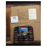 2 CTN HOT WHEELS LUNCH BOXES