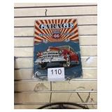 1 LOT ROUTE 66 METAL WALL ART