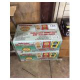 2 CTN KETTLE COOK VARIETY CHIPS EXP 04/20