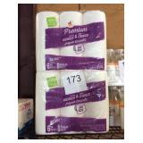 1 LOT 12 ROLLS PAPER TOWELS