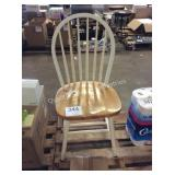 1 LOT WOODEN DINING CHAIR
