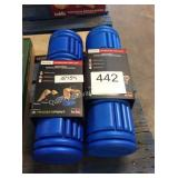 1 LOT 2 MASSAGE ROLLERS