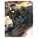 1 LOT MONGOOSE BIKES (MISSING SEAT & PEDALS)