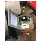 1 LOT 3 SCHLAGE POWER SUPPLY BOXES
