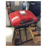 1 LOT COLEMAN GAS GRILL