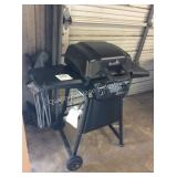 1 LOT CHAR BROIL GAS GRILL