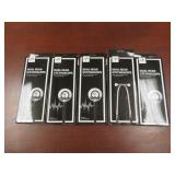 (5) Medline Dual Head Stethoscope