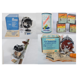 PENN Salt & Freshwater Reels, Fishing Gear & Tackle, Memorabilia, Knives